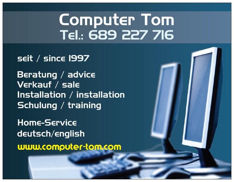 Computer Tom Calpe