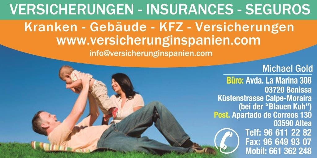 versicherunginspanien.com